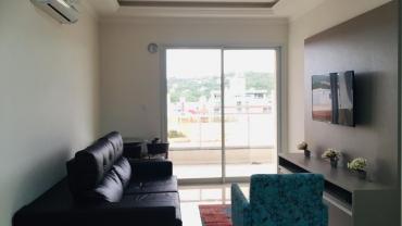 Apartamento 2 dormitórios praia de Bombas