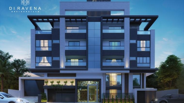 Apartamentos 2 e 3 dormitórios em Bombinhas