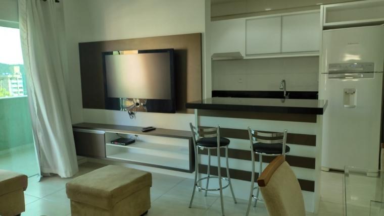 Apartamento na praia de Bombas