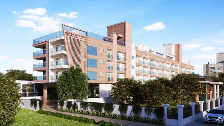COD VE002 – VILA DO CENTRO – APART HOTEL-