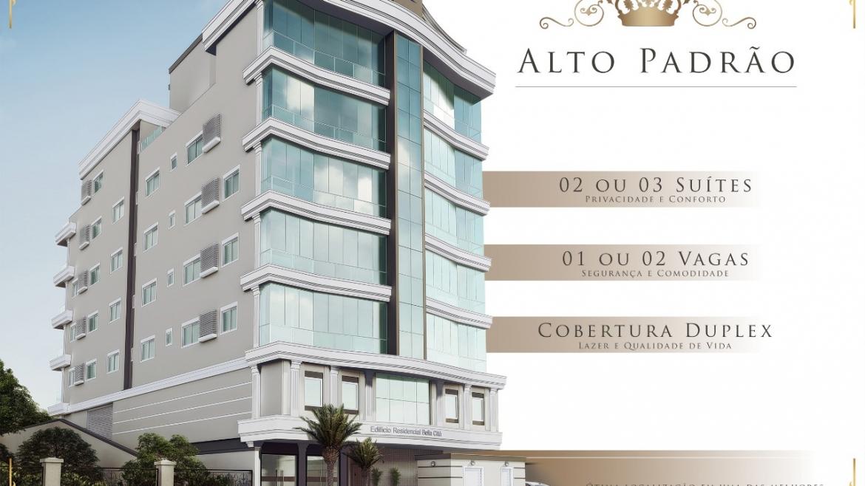 COD VA003 – Apartamento de 2 suítes próximo a Avenida principal de Bombas