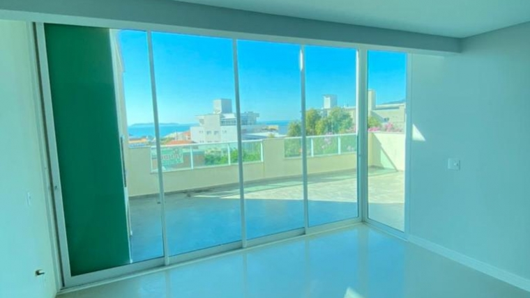 COD VA020 – Cobertura Duplex nova com 3 suítes à venda em Canto Grande.