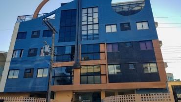 COD VA023 – Apartamento de 3 dormitórios sendo 1 suíte em Bombas.