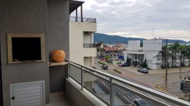 COD 456 – Incrível apartamento com 3 dormitórios e vista para o mar